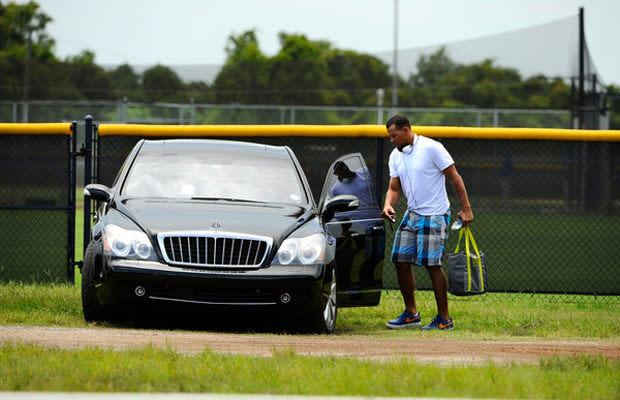 Alex rodriguez the 15 best celebrity cars of august 2013 for Mercedes benz alex rodriguez houston