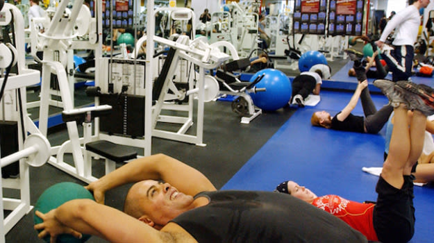 New Year's Resolutions Send Thousands To The Gym