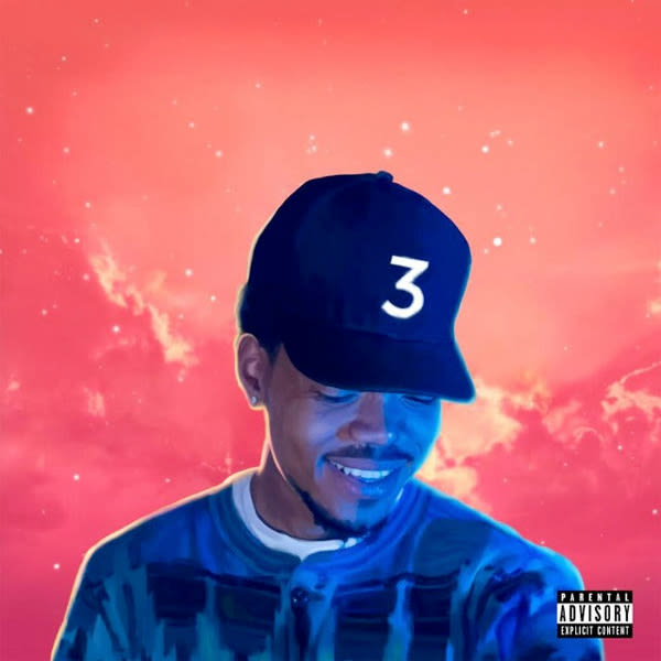 Here's Why Chance the Rapper's 'Coloring Book' Reminds You of Church as a Child news