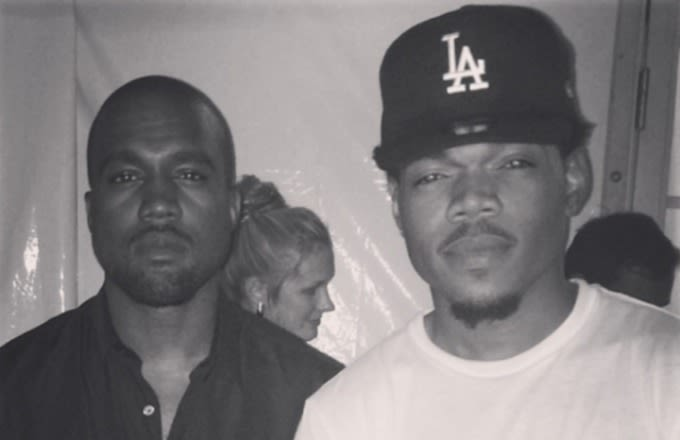 Chance the Rapper Opens Up About His Relationship With Kanye West news
