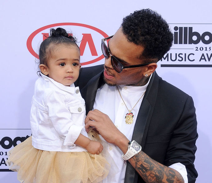 Mother of Chris Brown's Daughter Says the Toddler Was Present During Alleged Assault news