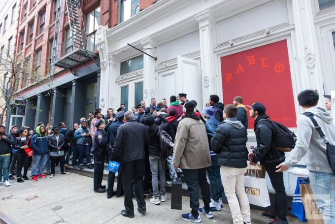 Kanye West to Open 21 'Pablo' Pop Up Shops Around the World on Friday news