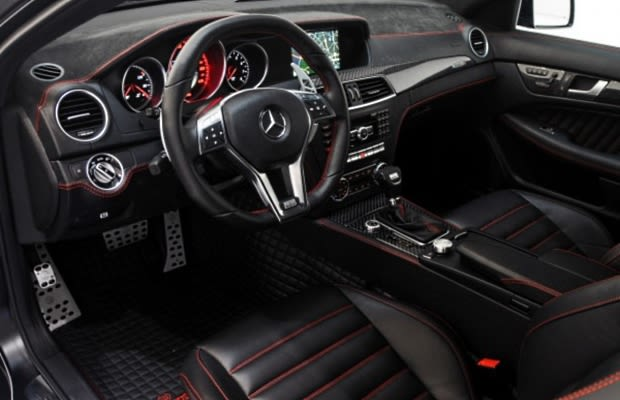 brabus bullit coup 800 the 50 most outrageous custom car interiors complex. Black Bedroom Furniture Sets. Home Design Ideas