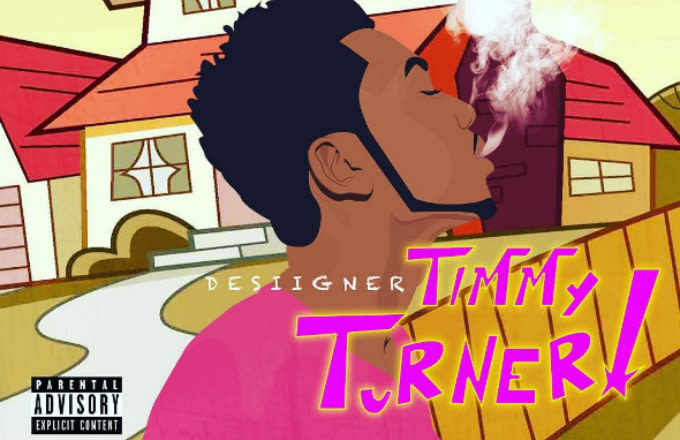 "The Story Behind Desiigner's Marvelous ""Timmy Turner"" Cover news"