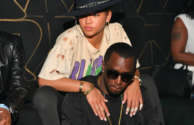 Did Diddy Get Friend Zoned By Cassie? [PHOTO] news