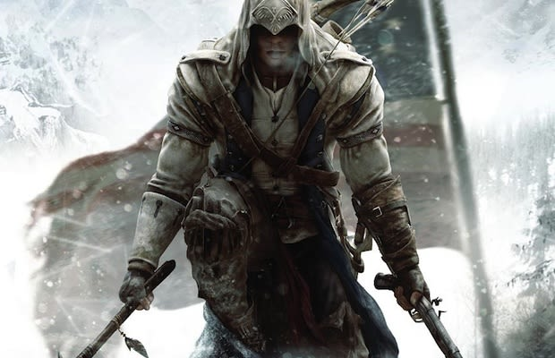 """Check Out the """"Assassin's Creed III"""" Box Art [UPDATED ..."""