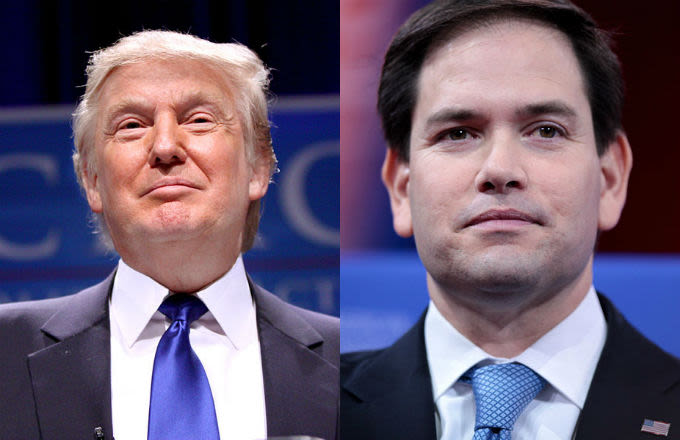Donald Trump Mentions His Penis in the Republican Presidential Debate
