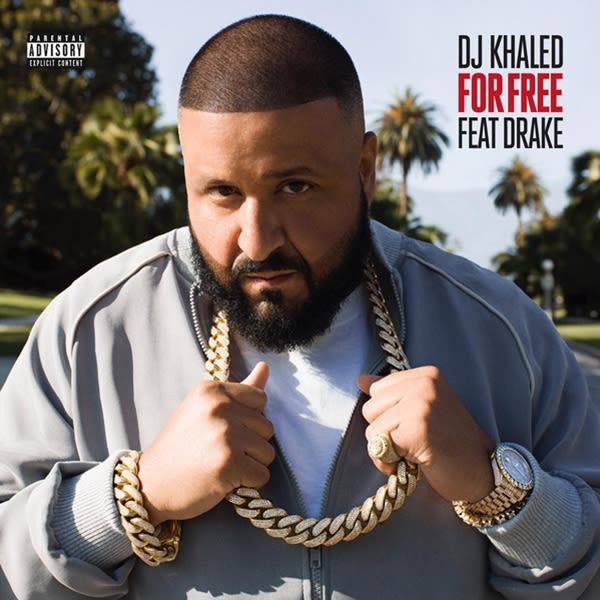"DJ Khaled and Drake Connect on ""For Free"" news"