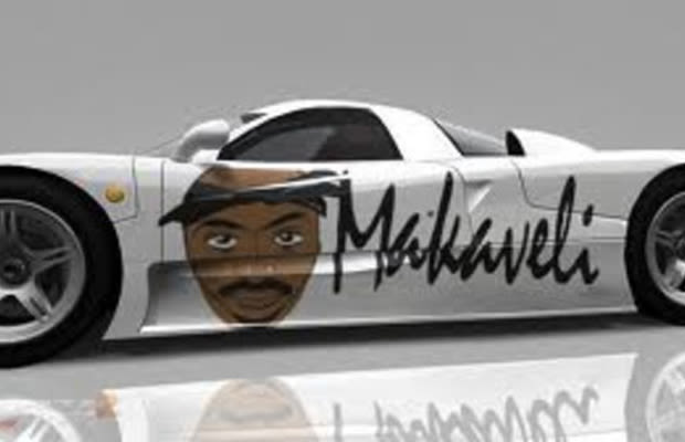 Cartoon Images Of Sports Cars