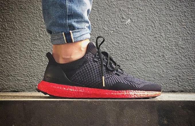 Adidas Ultra Boost Uncaged Custom