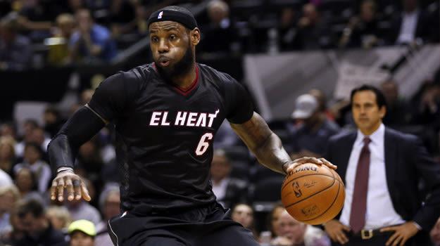 LeBron sleeves
