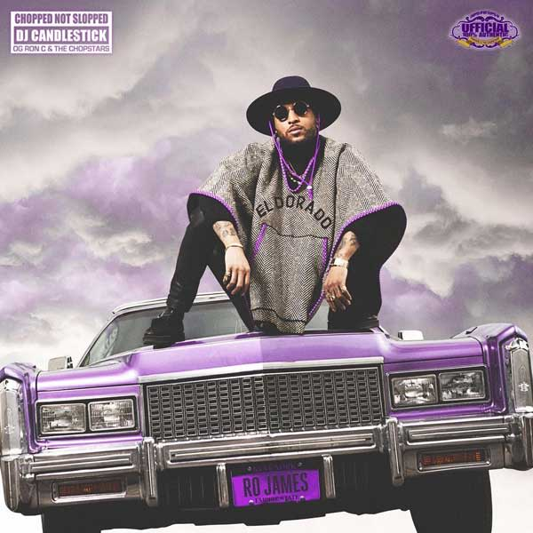 Premiere: Listen to OG Ron C Chopped Not Slopped Take on Ro James' 'ELDORADO' news