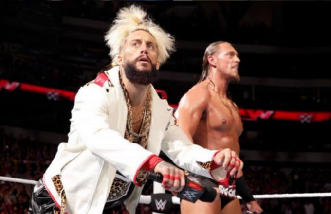 WWE Wrestler Enzo Amore Once Dropped Alicia Keys' Piano While Working for a Moving Company news