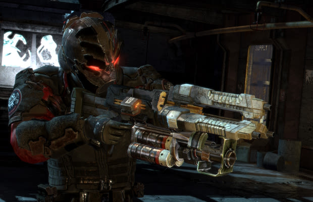 Dead Space 3 Rifle Bolas Gun - The 10 Bes...