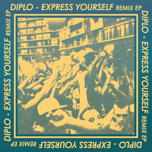 diplo-express-yourself-remix-ep
