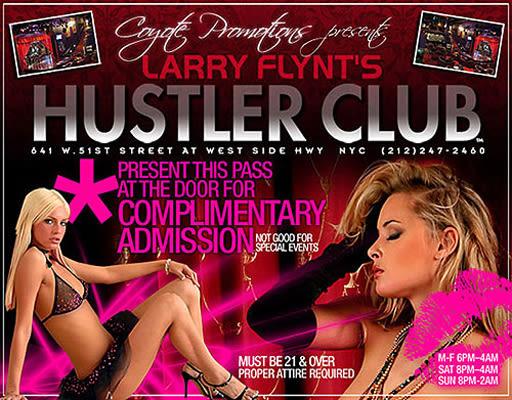 hustler club england