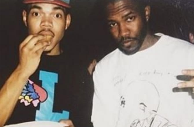 Frank Ocean Album Rumors Took Over Twitter Because of a Fake Twitter Account news