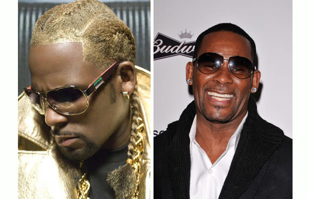 R Kelly Hair Style: All Grown Up: Celebrities Who Cut Their Braids Off