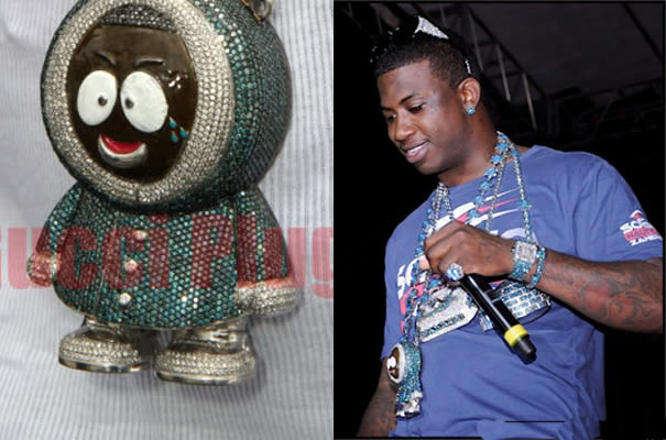 The Bart Simpson - Chain Reaction: A History of Gucci Mane ...