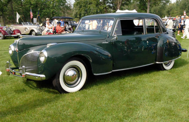 1941 lincoln continental the 25 sexiest cars of all time complex ca. Black Bedroom Furniture Sets. Home Design Ideas