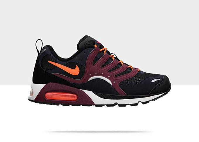 Nike Air Max Humara \u0026quot;Black/Total Orange-Team Red-Dark Obsidian\u0026quot;