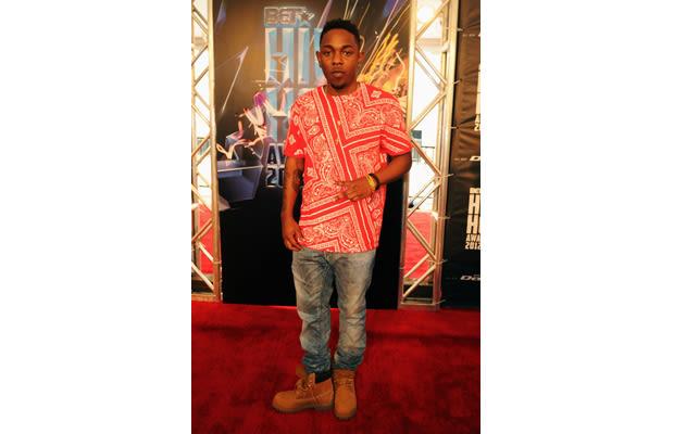 Kendrick Lamar How To Wear Timberland Boots Like