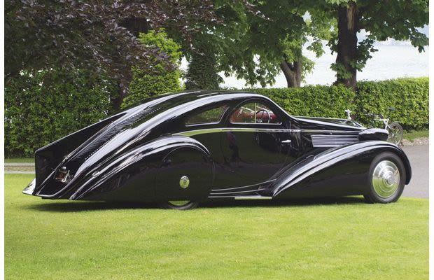 1925 rolls royce jonckheere phantom i round door coup for 1925 rolls royce round door