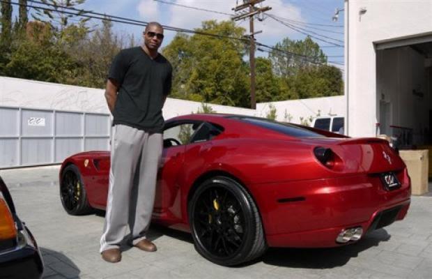 Nba Players Cars: 599 GTB Fiorano - 25 NBA Players And Their Cars