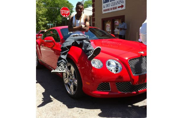 Lil Wayne Cars Collection 2012 The 25 Biggest Car Col...