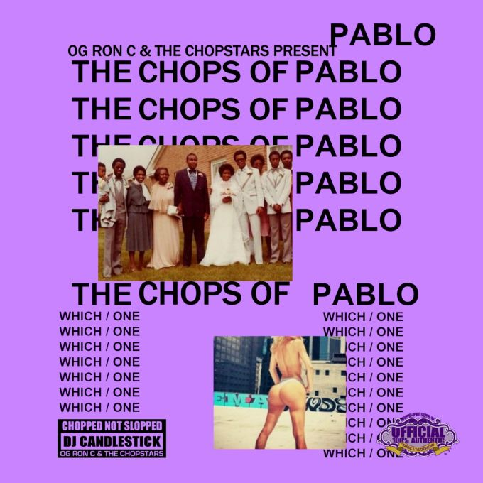 The Life of Pablo news