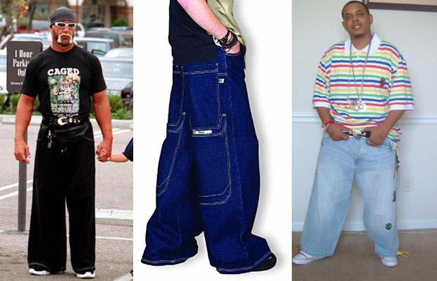 JNCOs - 50 Men's Fashion Trends That Never Should Have ...