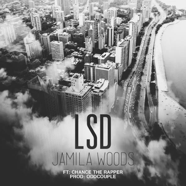 "Jamila Woods Shares ""LSD"" f/ Chance the Rapper, Announces Debut Project Heavn news"