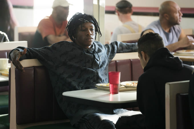 Joey Bada$$ on Acting in 'Mr. Robot': I Want to Follow Tupac's Path and Pass Him news