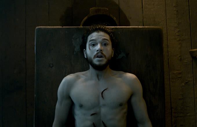 Game of Thrones star Kit Harington admits Jon Snow's return was