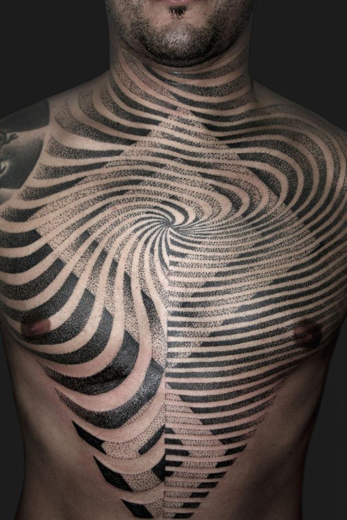 Nazareno tubaro 50 great tattoo artists you probably for Good tattoo artists
