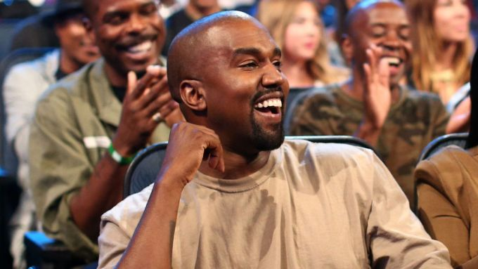 """Kanye West: """"Will Ferrell Has Reached Walking Living Breathing God Status"""" news"""