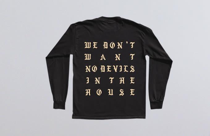 The Kanye West Lyrics That Deserve Their Own TLOP T Shirt news
