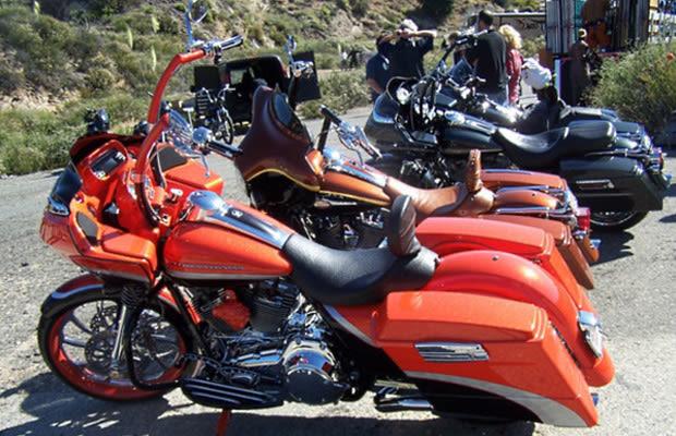 T O Cross Harley Davidson Screamin Eagle Road Glide