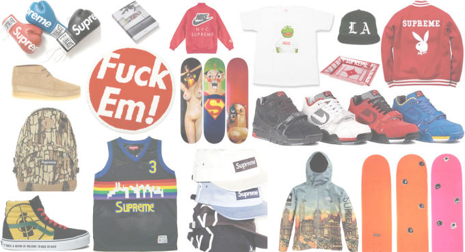 The 50 Greatest Supreme Products Of All Time