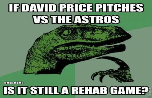 Funny Memes June : David price gallery the funniest sports memes of