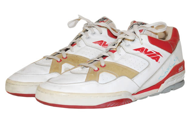 huge discount 94377 8a64f avia made the worst dad sneaks but the 1988 iteration of drexlers were  pretty good and are overlooked imo ...