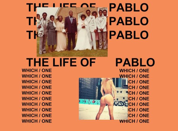 Kim Kardashian Personally Chose the Butt on Kanyes New Album Cover news
