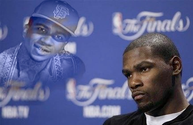 Lil B Says Warriors Will Beat Thunder, Reminds Everyone Kevin Durant Is Still Cursed news