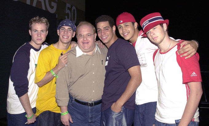 *NSYNC and Backstreet Boys' Former Manager, Lou Pearlman, Has Died at 62 news