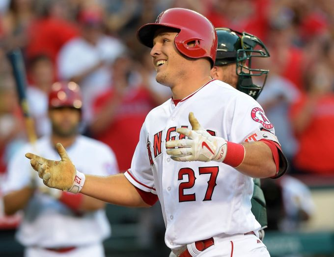 Mike Trout and 25 Other Big Leaguers Have Great Taste in Walk Up Music news