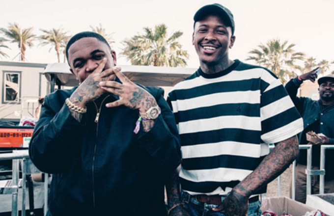 YG & 4Hunnid Records Ink Multi Million Dollar Deal With Interscope news
