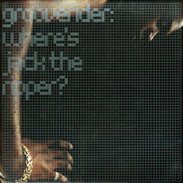 Grooverider - Mysteries Of Funk: Five Track Sampler
