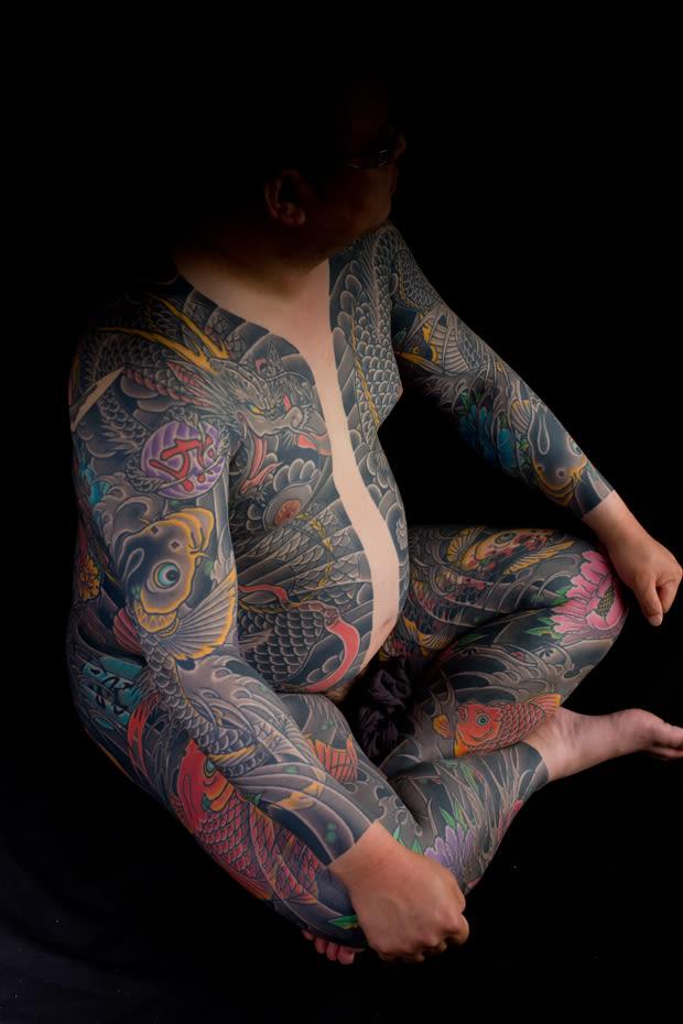 shingi - 15 Mind Blowing Full Body Tattoos | Complex