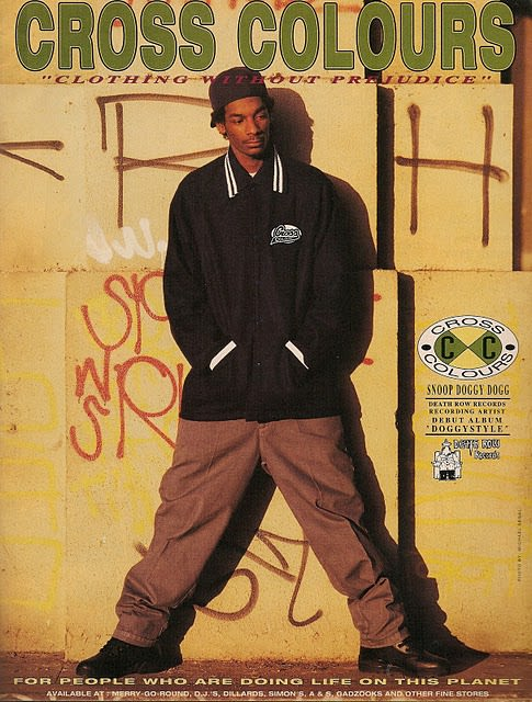 Snoop Dogg for Cross Colours - The 90 Best Hip-Hop Fashion ...
