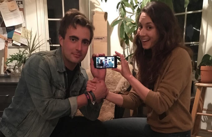 Man Endures Best Day Ever After Finding Pretty Little Liars Stars Phone at Coachella news